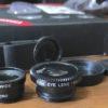 格安スマホカメラ用クリップレンズを試してみた