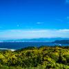 志賀島の潮見展望台(福岡)