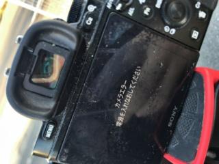 α7S カメラエラー