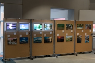 北九州国際会議場にて写真展