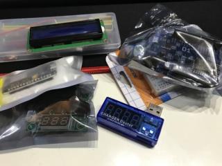 USB電流測定器