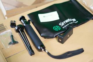 360写真カメラTheta用に自撮り棒購入