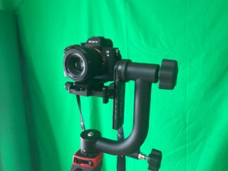 一眼カメラ用360写真のためのジンバルはこれがコスパ最強!?